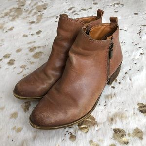 Lucky Brand bootie 🤎